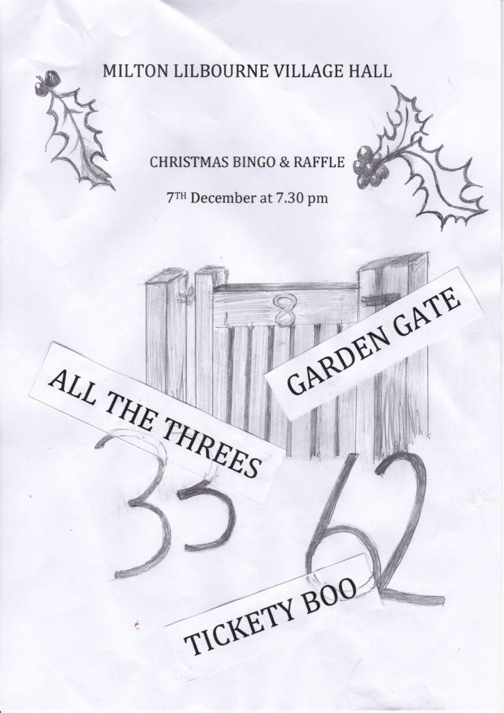 Christmas-Bingo-poster